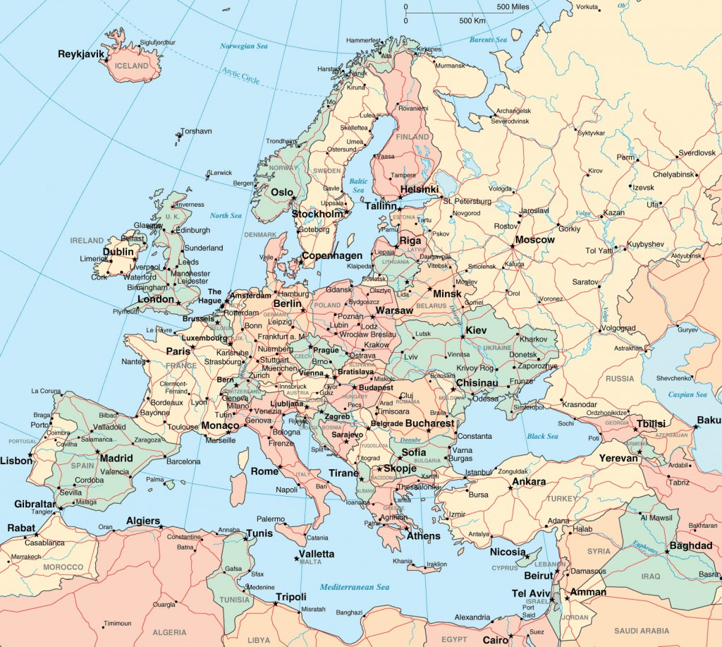 Vehicle Tracking Across Europe Atekom English